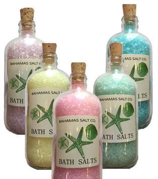 BAHAMAS BATH SALTS